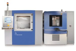 Pressure Test Stand with Climate Chamber for Burst and Impulse Testing